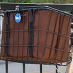 3133 Q-R Basket & Brown Liner Combo