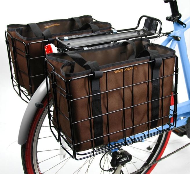 3558 Folding Basket Liner