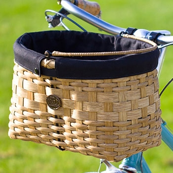 33 WR Woven Reed Basket