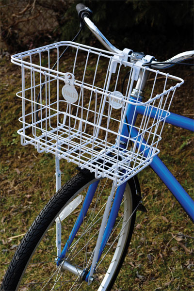 3339 Multi-Fit Front Basket & Rack Combo